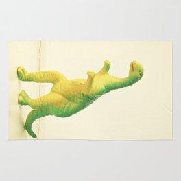 Dinosaur Attack Rug