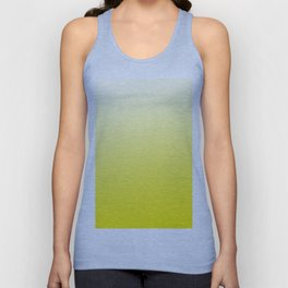Simply sun yellow color gradient - Mix and Match with Simplicity of Life Unisex Tank Top