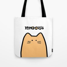 Meow part 2 Tote Bag