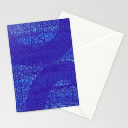 Mood Indigo Stationery Cards