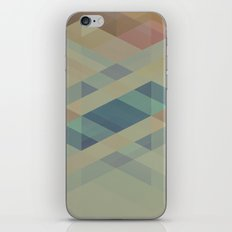 The Clearest Line iPhone Skin