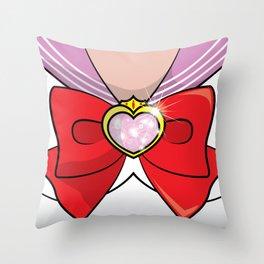 Sailor Chibi Moon Crystal Throw Pillow