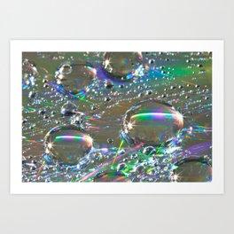 Sparkle and Shine  Art Print
