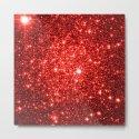 GalaXy : Red Glitter Sparkle by vintageby2sweet