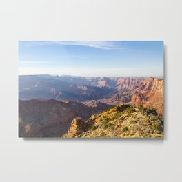 Grand Canyon Desert View Metal Print