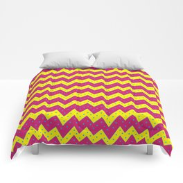 Loopy Zigzags Comforters
