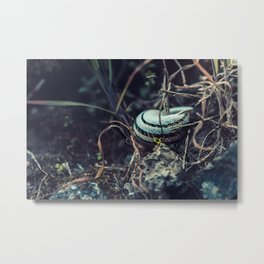 Without anyone Metal Print