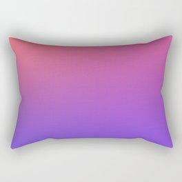 HALLOWEEN CANDY - Minimal Plain Soft Mood Color Blend Prints Rectangular Pillow