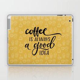 Coffee pattern Laptop & iPad Skin
