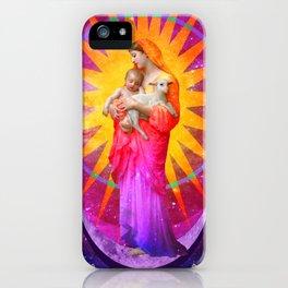 Sunburst L'Innocence iPhone Case
