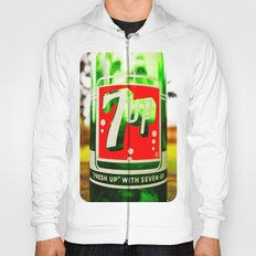 Classic 7 Up bottle Hoody