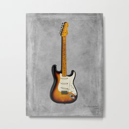 The 54 Stratocaster Metal Print