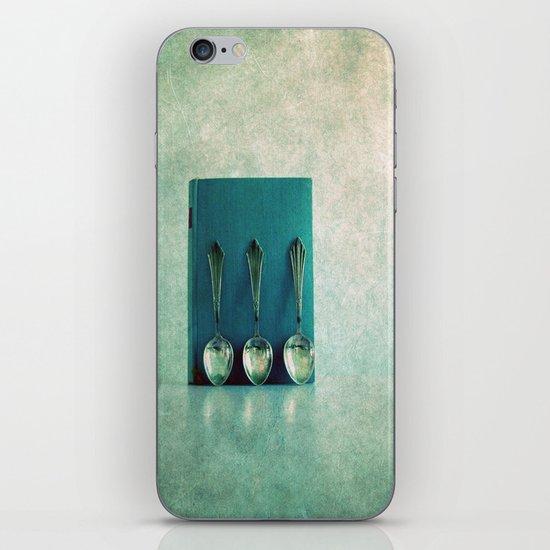old spoon iPhone & iPod Skin