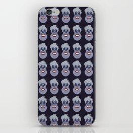 Poor Unfortunate Souls iPhone Skin