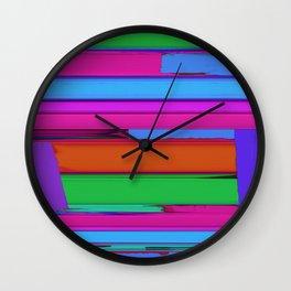 Linear echo 2 Wall Clock