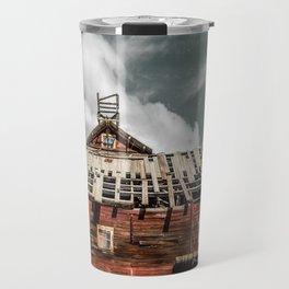 Imminent collapse Travel Mug
