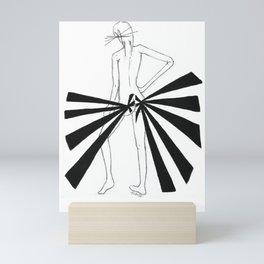 Assets by riendo Mini Art Print