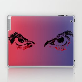 Eyes of the 12th Doctor Laptop & iPad Skin