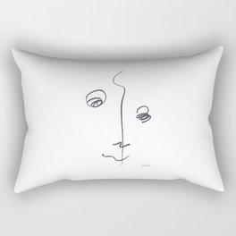 Demeter Moji d1 3-3 w Rectangular Pillow