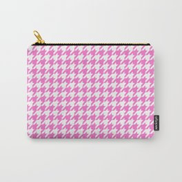 Classy Pink Carry-All Pouch