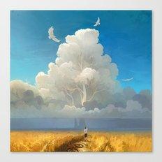 Nature Salvation Canvas Print