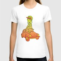 pin up T-shirts featuring Pin-up  by SilviaBoh