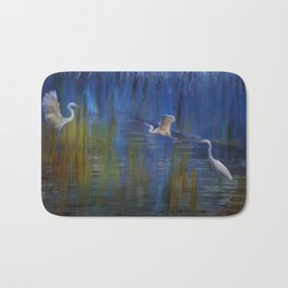 Blue Bayou Bath Mat