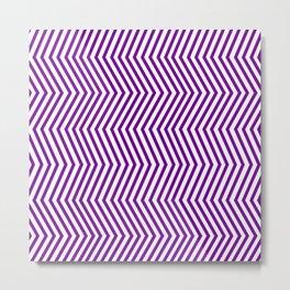 KAYA ((violet)) Metal Print