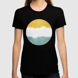 Teahupo'o, sea and sand T-shirt