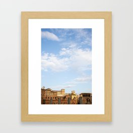 Perpetua Framed Art Print