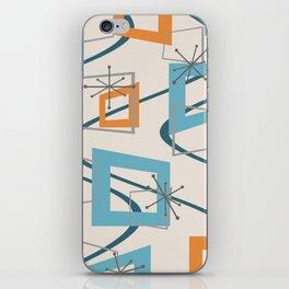 Mid Century Modern Minimalism iPhone Skin