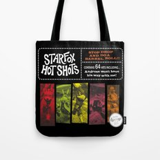 Stop, Drop And Do A Barrell Roll!!! Tote Bag