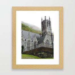 Kylemore abbey Framed Art Print