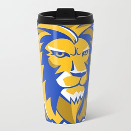 Represent the King Metal Travel Mug