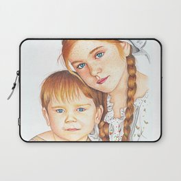 Siblings' love Laptop Sleeve