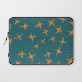 Kite of flowers Laptop Sleeve