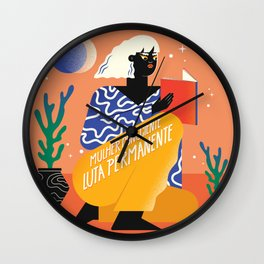 Consciousness Wall Clock