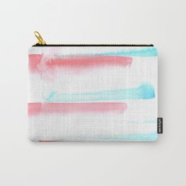 170603 Watercolour Colour Study 4 |Modern Watercolor Art | Abstract Watercolors Carry-All Pouch