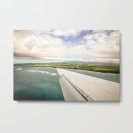 Away We Go Metal Print