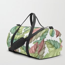 GREEN LEAVES 2 Duffle Bag