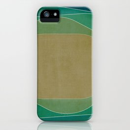 Coherence 1 iPhone Case