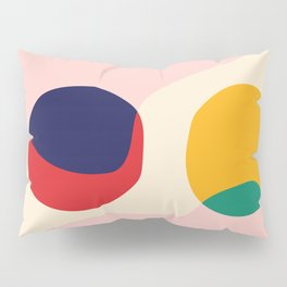 happy shapes Pillow Sham