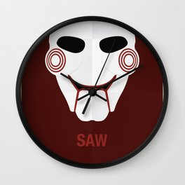 SAW Wall Clock