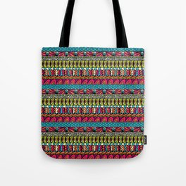 Mexican Colors 4 Tote Bag