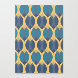 Spring 2018 Pattern Collection Canvas Print