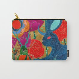 You Don't Have To Go Home, You Can Stay Here Carry-All Pouch