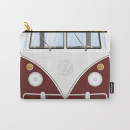 Hippie bus Carry-All Pouch
