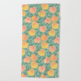 Apricots Beach Towel