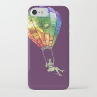 carpe diem iPhone & iPod Cases featuring Carpe Diem by Enkel Dika