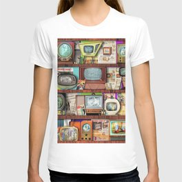 The Golden Age of Television T-shirt